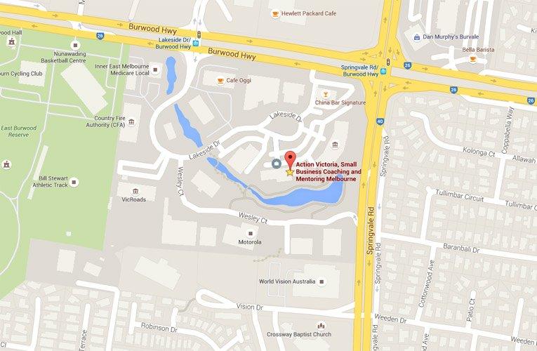 Google Map Contact