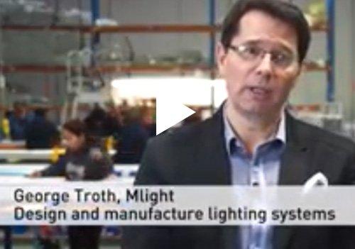 George Troth, Mlight