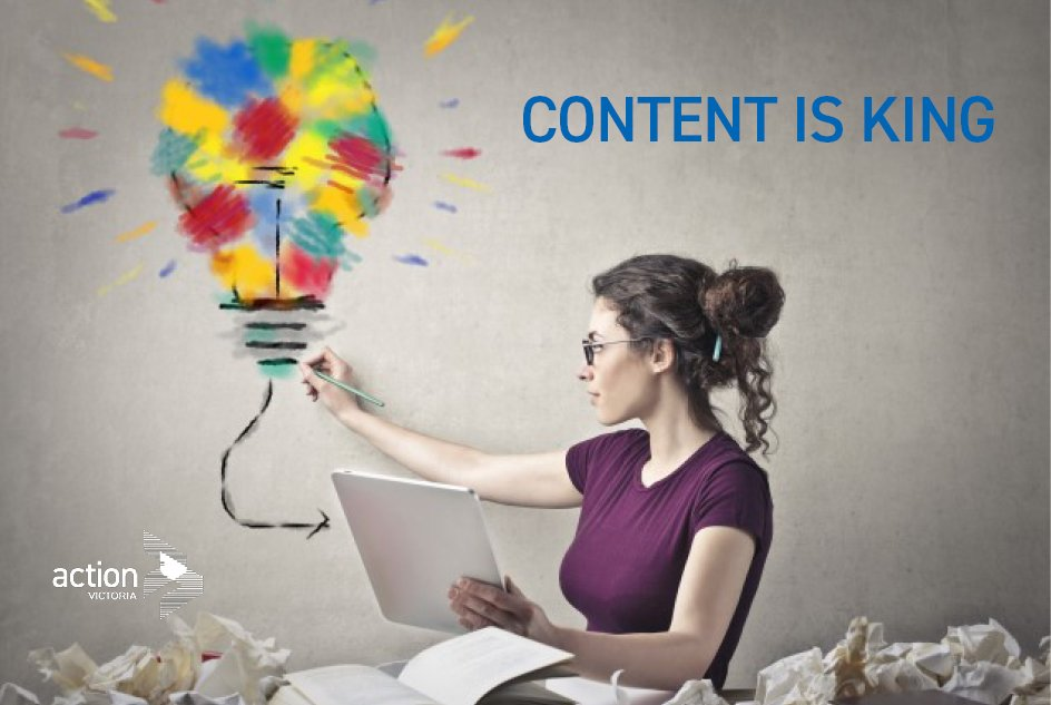 5 Tips to making content easy for your website and social media