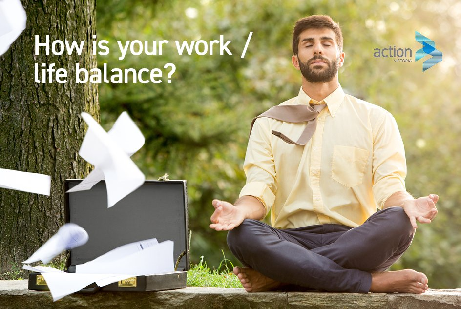 How is your Work / Life Balance?