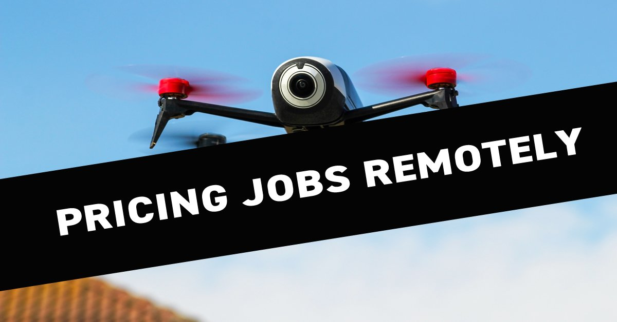 Tradies Pricing Jobs Remotely