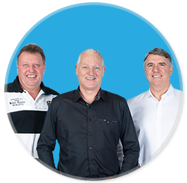 The Action Tradie Business Coaching Team